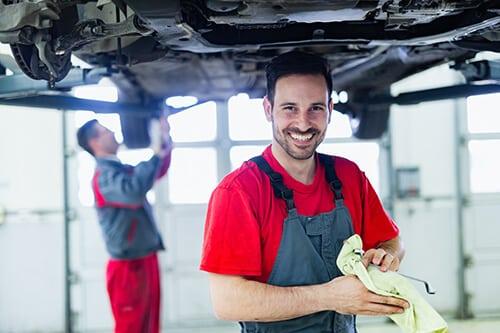mechanik samochodowy Rzeszów